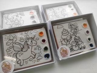 Пряники раскраски для детей