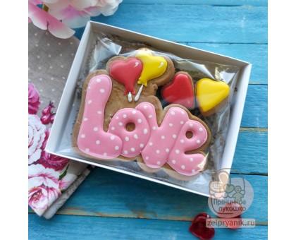 Набор пряников «Love»