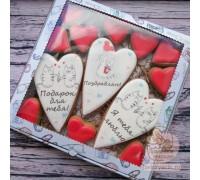 Набор пряников «На День святого Валентина»