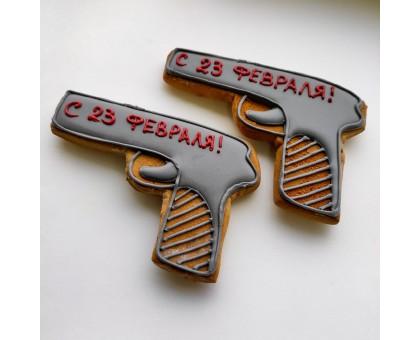 Пряник «Пистолет»