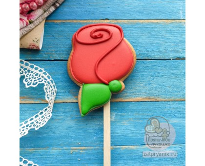 Пряник «Роза»