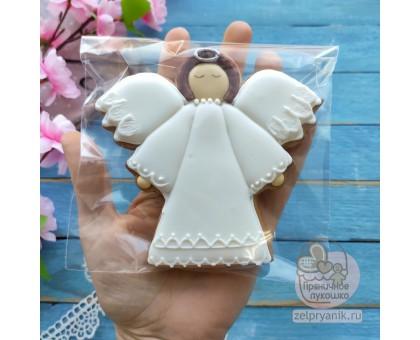 Пряник «Ангел №2 на крестины»