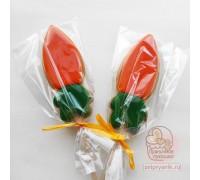 Пряник «Морковка»