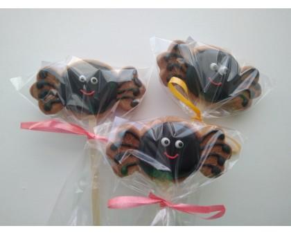 Пряник на Хэллоуин «Паук»