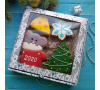 Новогодний набор 2001