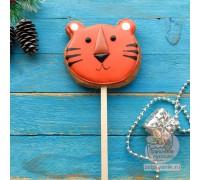 Пряник «Тигр на палочке»