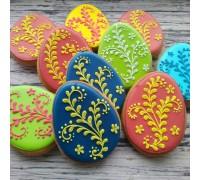 Пряник «Яйцо с веточкой»