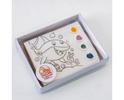 Раскраска «Акула»