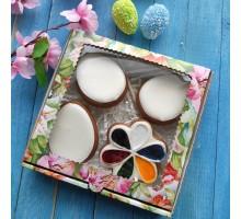 Раскраска «Пасхальные яйца»