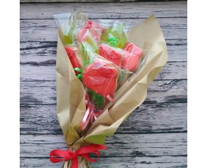 Букет из роз большой