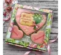 Набор «Розовое сердце»